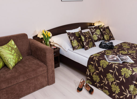 Komfortowe pokoje w Międzyzdrojach