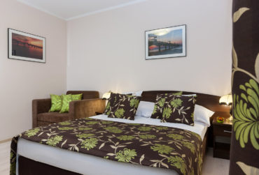 Międzyzdroje - pokoje i apartamenty